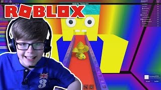Make a Cake and Feed the GIANT NOOB #2 | Roblox