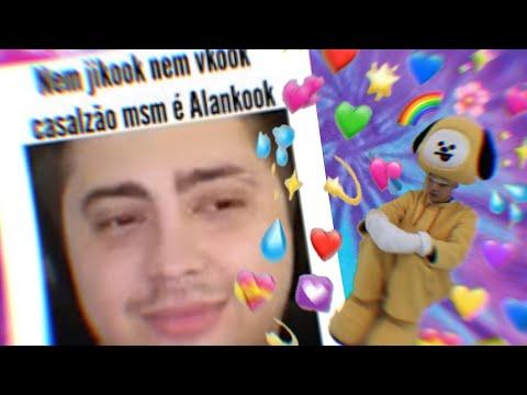 ALANZOKA FUTURO NAMORADO DO JUNGKOOK? – BTS MEMES BR #22