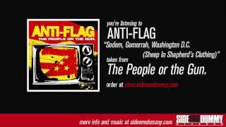 Anti-Flag - Sodom, Gomorrah, Washington D.C. (Sheep in Shepherd's Clothing)