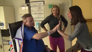 EEE survivor is 'a phenomenal miracle'