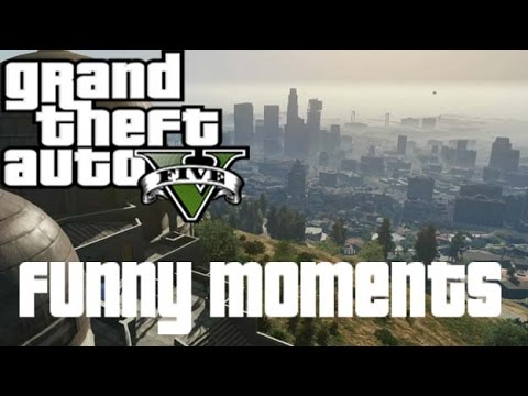 GTA 5 Online   Live Nude Girls and Car Hopping!