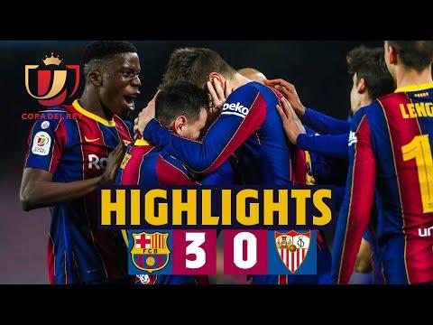 🤯 Comeback worthy of a final! | HIGHLIGHTS | Barça 3-0 Sevilla