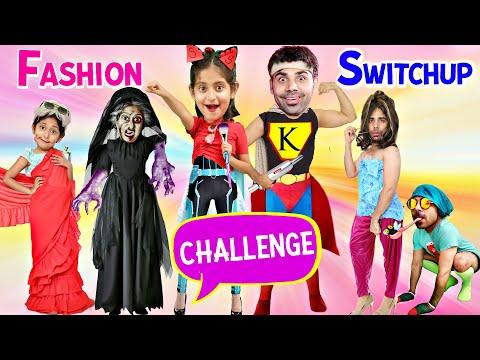 Fashion Switch Up DARE Challenge | MyMissAnand