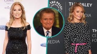 Kathie Lee Gifford & Kelly Ripa Honor Regis Philbin On TV