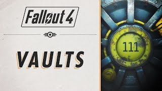 Disturbing Fallout 4 Vault Facts