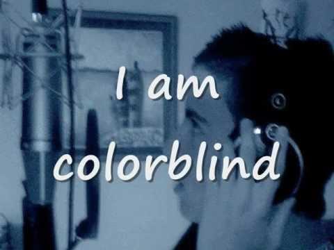 Colorblind Chords Lyrics Leona Lewis