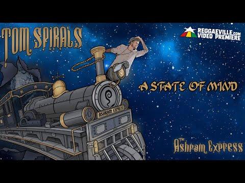 Tom Spirals - State of Mind [Official Lyric Video 2020]