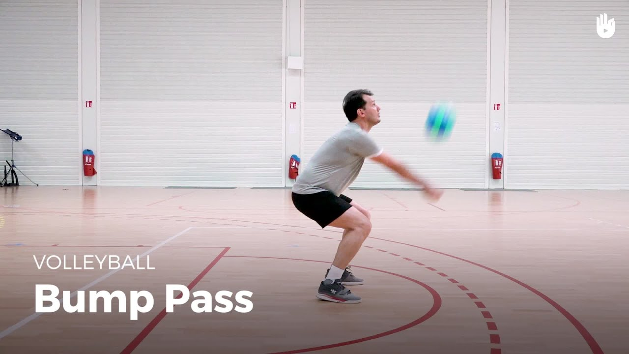 Forearm Pass Learn To Play Volleyball Sikana