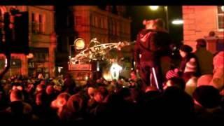Huddersfield Light Festival 2009 Transe Express
