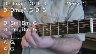 """1234"" by Feist (Guitar Lesson)"