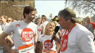 Sport Relief The Mile #2