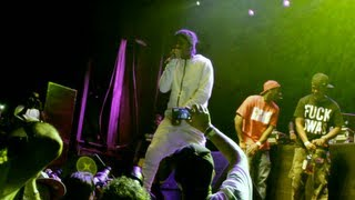 "A$AP MOB ""BATH SALT"" x A$AP ROCKY ""PRETTY FLACKO"" LIVE @ CATALPA FESTIVAL: BLOWHIPHOPTV.COM"