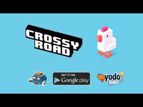 Vídeo do Crossy Road