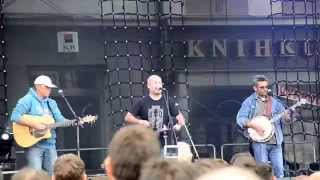 Děda Mládek Illegal Band - Zkratky (Bernard Fest 2014)