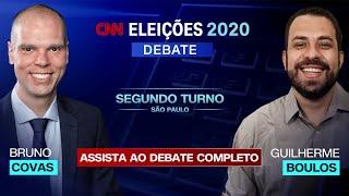 DEBATE DO SEGUNDO TURNO DE SÃO PAULO