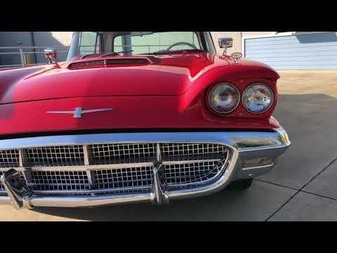 1960 Ford Thunderbird (CC-1322930) for sale in Vero Beach, Florida