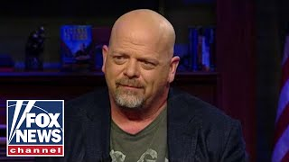 Rick Harrison opens up about his journey to 'Pawn Stars'