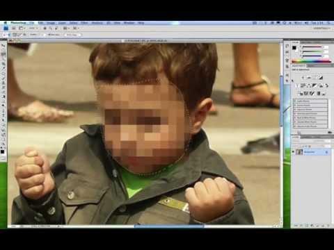 Μωσαϊκο Προσώπου στο Adobe Photoshop