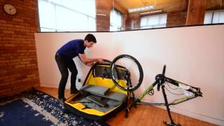 How to Pack a Mountain Bike For Flying