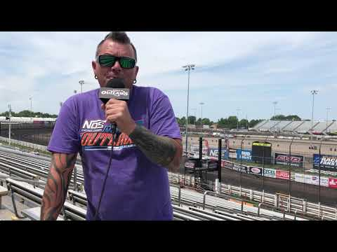 RACE DAY PREVIEW   Knoxville Raceway - Knoxville Nationals - Aug. 10, 2019