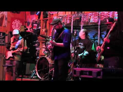 Seville Street Blues Band - (Bob's Barn)