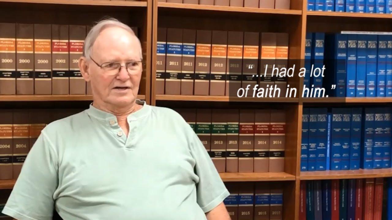 Richard's Testimonial