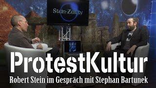 ProtestKultur – Stephan Bartunek bei SteinZeit