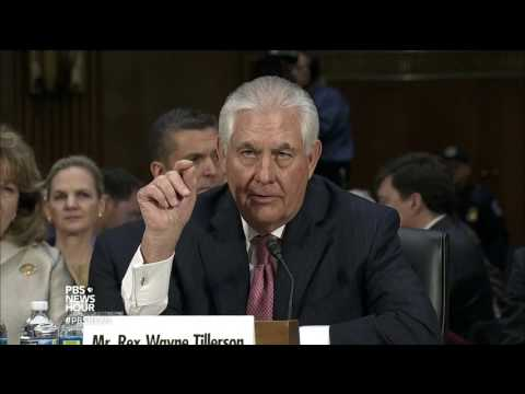 Tillerson says U.S. can 'define a different relationship' with Russia