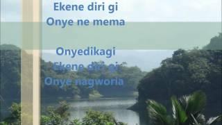 Nathaniel Bassey and Enitan Adaba - Imela *Lyrics*