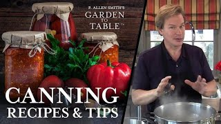 Canning 101: Recipes And Tips | Garden To Table (110)