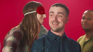Couples Try To Find Each Other By Smell // Presented By Old Spice