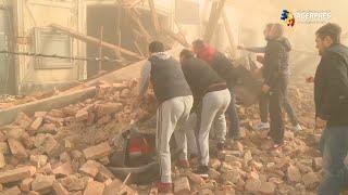 Cutremur cu magnitudinea 6,4 în Croaţia: Un copil a murit, mai multe persoane rănite, pagube materiale semnificative