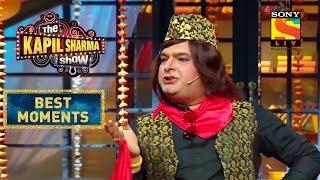 Qawwal Sahab's Qawwali | The Kapil Sharma Show Season 2 | Best Moments