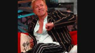 John Lydon--When I Think About You I Touch Myself