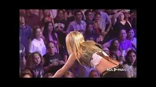 Kelly Clarkson - Breakaway (AOL Music Live)
