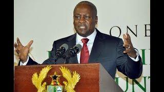 Former Ghanaian President Mahama reveals why he kept off Kenya's October Election