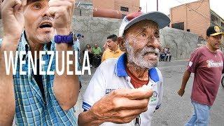 Odwiedziłem dzielnicę czawistów - Wenezuela