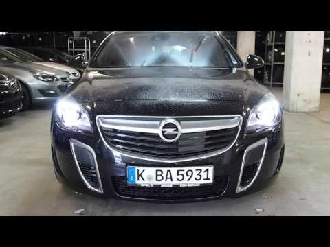 Opel Bauer: Insignia Turbo 2.8 V6 Turbo 4x4 (325 PS)