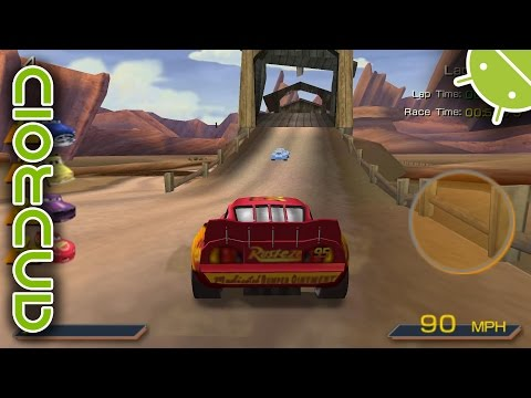 Cars | NVIDIA SHIELD Android TV | PPSSPP Emulator [1080p] | Sony PSP