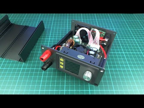 DPS5015 power supply and case first look