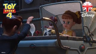 TOY STORY 4 | Woody And Forky Meet Gabby Gabby! Movie Clip | Official Disney Pixar UK