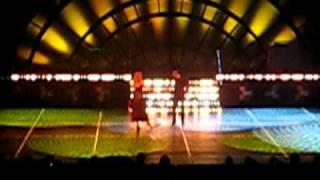 So you think you can dance theatershow 27 januari 2011: Floris & Natascha