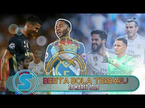 Ronaldo Terancam Absen di Champions 😱 Madrid Tertarik dengan Sterling Berita Bola Terbaru Hari Ini