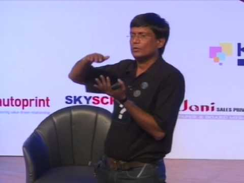 Print Summit 2014 : Amit Shah, Spectrum Scan at Print Summit 2014