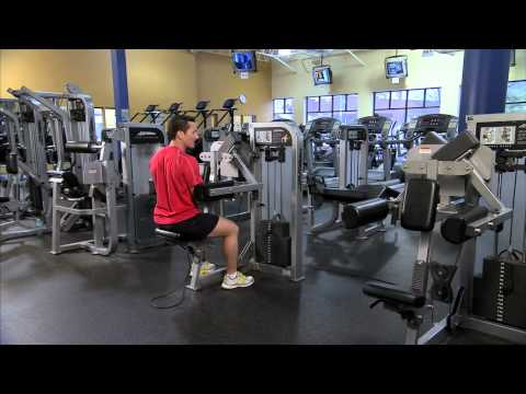 Life Fitness Pro2 Lateral Raise Instructions