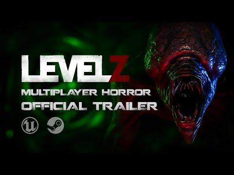 Level Zero : Official reveal trailer