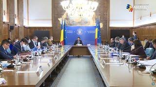 Ședință de Guvern