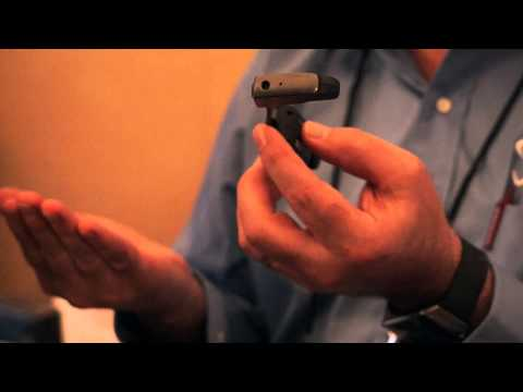Vuzix M100 Smart Glasses Hands-On & Demo - PhoneRadar