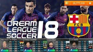 dream league soccer 2018 hack barcelona legends - Thủ thuật máy tính