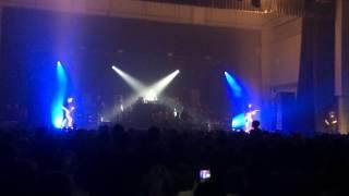 Guitarsolo Ikarus - Bligg live in der Stadthalle Chur 14.03.2014